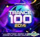 Trance 100 - 2014 Vol. 1 (4CD) (Taiwan Version)