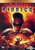 The Chronicles Of Riddick (VCD) (Hong Kong Version)