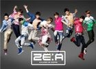 ZE:A! (ALBUM+DVD)(Japan Version)
