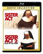 Sister Act Blu-ray 2-Movie Collection (Japan Version)