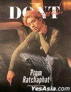 DONT Journal April 2021 - Prom Ratchaphat Worasarn