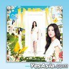 Kwon Eun Bi Mini Album Vol. 1 - OPEN (IN Version) + Random Poster in Tube
