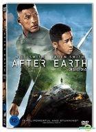 After Earth (DVD) (Korea Version)