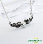 JYJ : Jae Joong Style - Love Wings Necklace