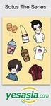 Peraya Party - Krist & Singto Sticker (SOTUS The Series)