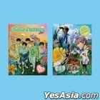 NCT DREAM Vol. 1 Repackage - Hello Future (Photo Book Version) (HELLO + FUTURE Version) + 2 Random Posters in Tube