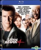 Lethal Weapon 4 (Blu-ray) (Hong Kong Version)