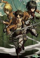 Attack on Titan Vol. 9 (Blu-ray  + Poster) (Special Edition) (Hong Kong Version)