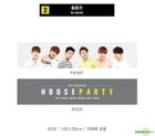 2PM Concert 'House Party' Official Goods - Slogan