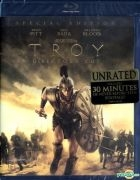 Troy (2004) (Blu-ray) (Director's Cut Unrated) (US Version)
