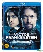 Victor Frankenstein (Blu-ray) (Korea Version)