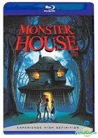 Monster House (2006) (Blu-Ray) (Korean Version)