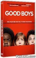 Good Boys (2019) (DVD) (Hong Kong Version)