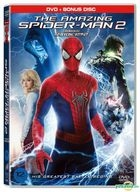 The Amazing Spider-man 2 (DVD) (2-Disc) (First Press Limited Edition) (Korea Version)