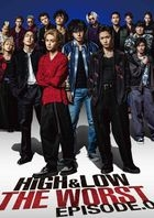 HiGH & LOW The Worst Episode.0 (DVD) (Japan Version)