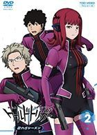World Trigger 2nd Season Vol.2 (DVD) (Japan Version)