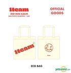 1TEAM '2nd Mini Album Mini Photo Exhibition + Cafe' Official Goods - Eco Bag