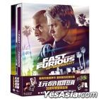 The Fast And The Furious (2001) (4K Ultra HD + Blu-ray) (20th Anniversary Edition Steelbook) (Taiwan Version)