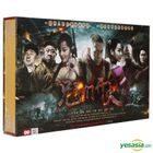 Fire Guys (2014) (DVD) (Ep. 1-40) (End) (China Version)