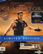 Gladiator (2000) (DVD) (Collector's Edition) (Thailand Version)