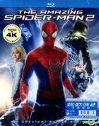 The Amazing Spider-Man 2 (2014) (Blu-ray) (2D) (Mastered In 4K) (Hong Kong Version)