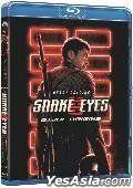 Snake Eyes: G.I. Joe Origins (2021) (Blu-ray) (Hong Kong Version)