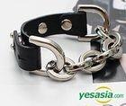 BEAST : Yoon Doo Jun Style - Blackjack Chain Bracelets (Black)