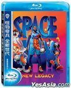 Space Jam: A New Legacy (2021) (Blu-ray) (Taiwan Version)