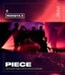"MONSTA X, JAPAN 1st LIVE TOUR 2018 ""PIECE"" [BLU-RAY] (Japan Version)"