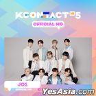 JO1 - KCON:TACT HI 5 Official MD (Behind Photo Card Garland)