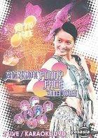 Tall Girl GiGi Leung Funny Face 2003 Concert Karaoke (DVD)