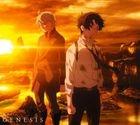 GENESIS [Anime Ver.](SINGLE+DVD) (First Press Limited Edition)(Japan Version)