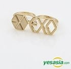 EXO Style - Symbol Two Ring (Gold)