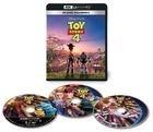 Toy Story 4 (4K Ultra HD MovieNEX + 4K Ultra HD + 2 Blu-ray) (Japan Version)