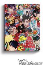 NCT DREAM Vol. 1 - Hot Sauce (Photo Book Version) (Crazy Version) + Poster in Tube (Crazy Version)