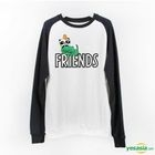 2PM : Ok Taec Yeon Cat Character - Okcat Raglan-sleeve T-shirt (Friends) (One Size)