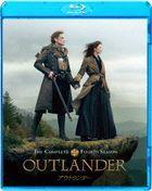 Outlander Season 4 (Blu-ray) (Complete Pack)  (Japan Version)