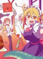 Miss Kobayashi's Dragon Maid S  Vol.1 (Blu-ray) (Japan Version)