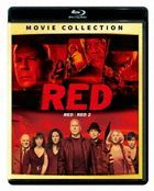 RED Blu-ray 2-Movie Collection (Japan Version)