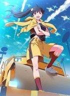 'Nisemonogatari' (Vol.1) - Karen Bee (Part 1) (DVD) (w/ CD First Press Limited Edition) (Japan Version)