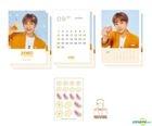 Xiu Min Fanmeeting 'XIUWEET TIME' Official Goods - Calendar & Sticker