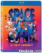 Space Jam: A New Legacy (2021) (Blu-ray) (Hong Kong Version)