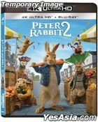 Peter Rabbit 2: The Runaway (2021) (Blu-ray) (Hong Kong Versio)
