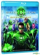 Green Lantern (Blu-ray) (Korea Version)