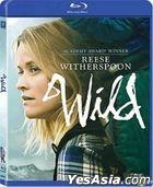 Wild (2014) (Blu-ray) (Hong Kong Version)