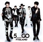 5.....GO (Normal Edition)(Japan Version)