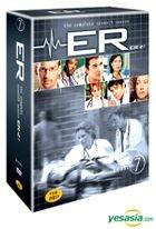 E.R. Season 7 (DVD) (Korea Version)
