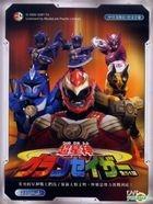 超星神 (DVD) (1-15集) (待续) (台湾版)