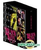 Black Kiss (DVD) (First Press Limited Edition) (English Subtitled) (Japan Version)