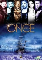 Once Upon A Time (DVD) (The Complete Second Season) (Hong Kong Version)